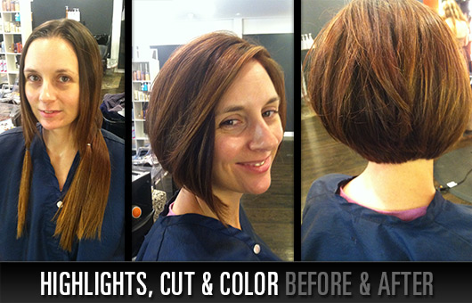 Highlights, Cut and Color